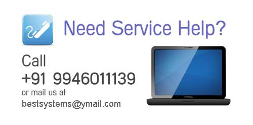 Laptop Service in Thrissur kerala
